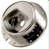 CNC van de precisie Machinaal bewerken die zich in RuimtevaartComponenten specialiseren
