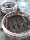 CNC機械合金鋼鉄アイドラーのための継ぎ目が無い転送されたリングの鍛造材