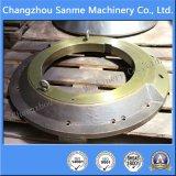 鉱山機械の部品のための鋼鉄型の鋳造のハブ