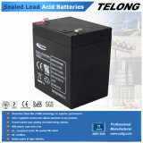 Alarm Systemのための12V 5ah Sealed Lead Acid Battery