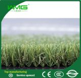 erba artificiale di verdi mettenti di figura di 30mm U