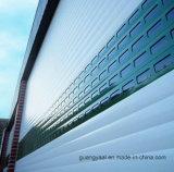 Het hoge Quaility Uitgedreven Rolling Blind van het Aluminium van de Garage