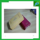 Het Vakje van het Document van de verpakking voor de Verpakking van de Room van de Schoonheidsmiddelen van de Essentiële Olie van het Parfum van de Lippenstift van de Gift