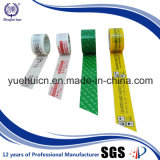 Larga Vida Útil mejor calidad imprimió la cinta adhesiva
