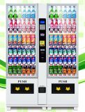 2016 Sell quente Automatic Vending Machine para Cans&Drinks&Milk&Beverage&Snack