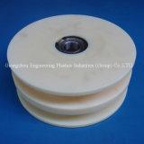 Puleggia di nylon di plastica della Multiplo-Scanalatura