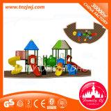 Juego al aire libre plástico del juguete al aire libre estándar seguro para los niños