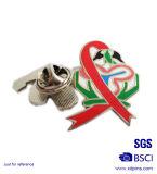 야구 기장, 운동 경기 접어젖힌 옷깃 Pin 의 사기질 Pin 기장 (XD-0313)