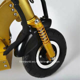 장거리 36V Two Wheel Folding Electric Scooter Electric Skateboard