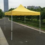 3x3m amarillo al aire libre de acero surge la tienda plegable del Gazebo
