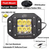 Luz empotrada del trabajo del montaje LED de la inundación difundida 30W (3inch, IP68 impermeable)