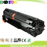 HPの試供品のための工場直売の互換性のある黒いトナーCB436A/36A