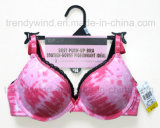 Push Up Moda Bra Impreso