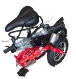 2016 roues électriques à faible teneur en carbone Ebike pliable du scooter 2