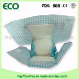 フィリピンの使い捨て可能な赤ん坊の布のおむつのための低価格の熱い販売の製品
