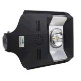중국 공장 50W는 세륨 RoHS를 가진 백색 LED 가로등을 데운다