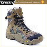 2017 Esdy Sapatos de desportos de inverno Sapatos de caminhada Camo Military Boots