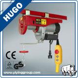 Élévateur de corde électrique de mini treuil d'élévateur de construction mini