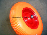 PU Form Wheel 4.00-8/Wheelbarrow Tyre/Wheel Barrow Tyre Tube/Cart Tyre