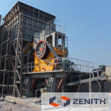 Large CapacityのPE Series Stone Jaw Crusher