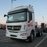 Tête du nord de remorque de camion d'entraîneur de roue de Beiben 6X4 10 de benz à vendre