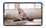 HD pieno affissione a cristalli liquidi del blocco per grafici aperto da 47 pollici che fa pubblicità al video