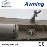 Balkon-elektrisches Polyester-einziehbare Markise (B4100)