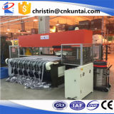 Travel idraulico Head EVA Sole Cutting Machine per Slippers