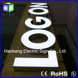 Lit posteriore LED LED Channel Letter per Front Name Sign