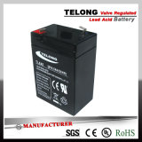 Medical Equipment를 위한 6V4.5ah Rechargeable Power Battery