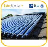 Chaufferette d'eau chaude solaire de norme européenne avec la conformité de Bafa