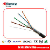 근거리 통신망 Cable 0.57mm/0.55mm/0.52mm Bc& CCA CAT6