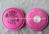 3m filtre de substance particulaire de la sûreté 2091 P100