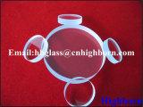 화재 Polish 10mm Fused Quartz Glass Board