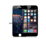 protectores nanos de la pantalla del vidrio Tempered de 2.5D 9h para el iPhone 6/6s 0.18m m (SSP)
