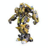 3D Puzzle Robot Bumlebee Model