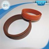 De V- verpakking-Stof Versterkte V- Ringen van het Rubber & Urethane met Nylon Adapters