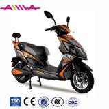 Motocicleta elétrica poderosa 60V800W de China