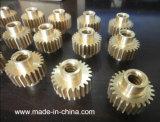 MessingGear mit CNC Machining