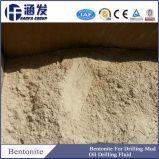 La bentonita de alta calidad para máquinas de fundición
