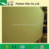 Placa do cimento da fibra--Painel de parede externo de poupança de energia