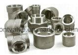 Plugue quadrado de aço forjado da alta pressão Threaded/Sw