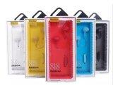 Mic가진 와 귀마개 최신 판매를 가진 Samsung 은하 S5 S4universal 헤드폰을%s Mic 그리고 먼 헤드폰을%s 가진 이어폰 에서 귀 헤드폰 입체 음향