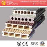 Chaîne de production en bois promotionnelle d'étage du PE pp de qualité