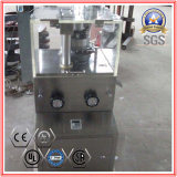 Máquina que marca en la tableta rotatoria de la alta calidad