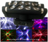 8*10W Double Head LED Spider Beam Moving Head Light