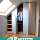 Multi armadio del guardaroba di L-Figura di alluminio su ordinazione (AIS-W199)