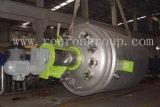 O vidro contínuo do revestimento da embarcação de pressão alinhou o reator de tanque agitado reator (R-012)