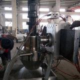 PE de 200-300kg/H pp réutilisant la machine de pelletisation avec Aggromerator