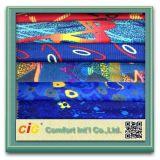 Tissu automatique d'impression avec le polyester